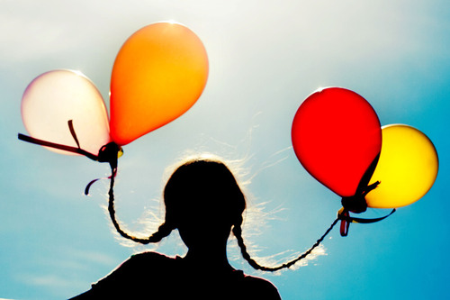 Fortsätter det så här så är jag snart lika stark och nyfiken som Pippi! Bild från http://weheartit.com/entry/2637215/