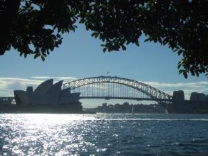 Ett av mina egna foton från när jag bodde i Sydney 2010.