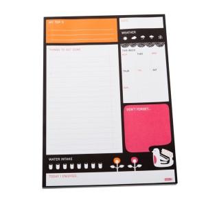 Borde ta och köpa en snygg to do list. Den här från Kikki K är himla fin och färgglad. Bild lånad hos http://www.kikki-k.com